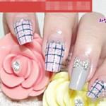 Làm đẹp - Hướng dẫn đánh nail xinh đi chơi tết