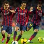 Bóng đá - Barca: Ngũ hổ tướng & 7 hattrick