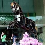 Tin tức trong ngày - Ngựa rộn ràng xuống phố đón xuân Giáp Ngọ