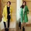 3 quy tắc để mặc đẹp với áo khoác màu mè