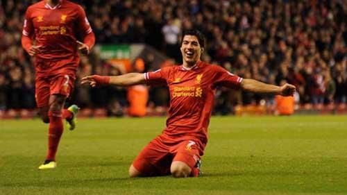 Suarez&2014: Đối trọng của Messi-Ronaldo - 1