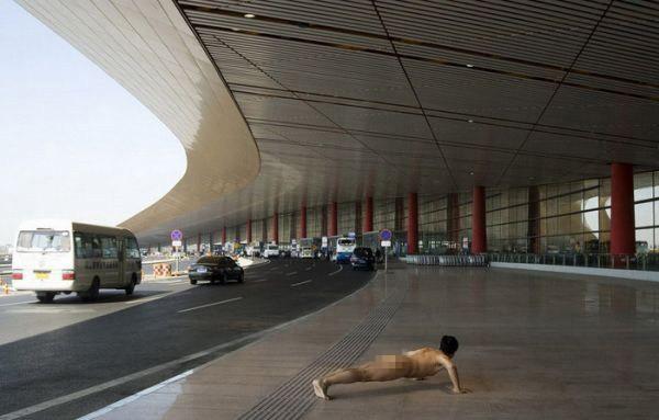 Khỏa thân hít đất khắp Trung Quốc - 2