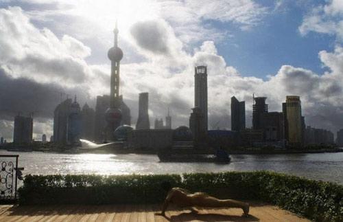 Khỏa thân hít đất khắp Trung Quốc - 12