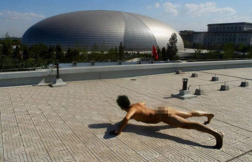 Khỏa thân hít đất khắp Trung Quốc - 8