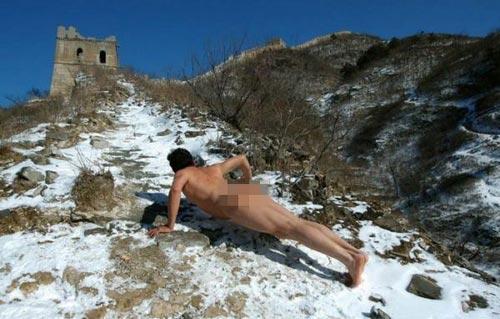 Khỏa thân hít đất khắp Trung Quốc - 4