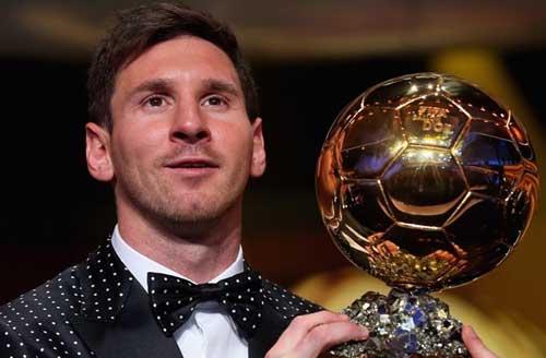 Messi & 2014: QBV & giấc mơ Word Cup - 1