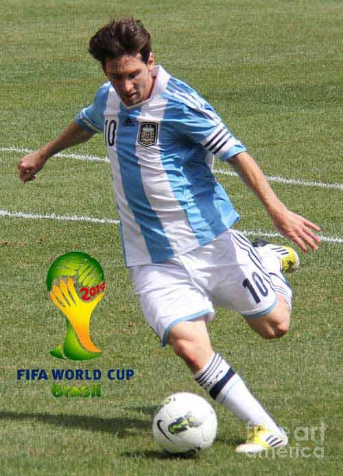 Messi & 2014: QBV & giấc mơ Word Cup - 2