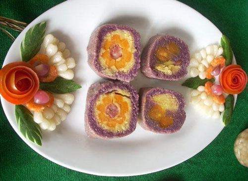 Bánh Tét dịp Tết ở miệt vườn - 4