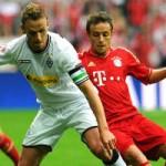 Bóng đá - M'Gladbach - Bayern: Thế trận áp đảo