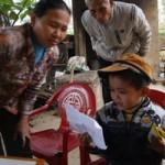 Phi thường - kỳ quặc - Kỳ lạ cậu bé vừa biết nói đã biết đọc ở Quảng Bình
