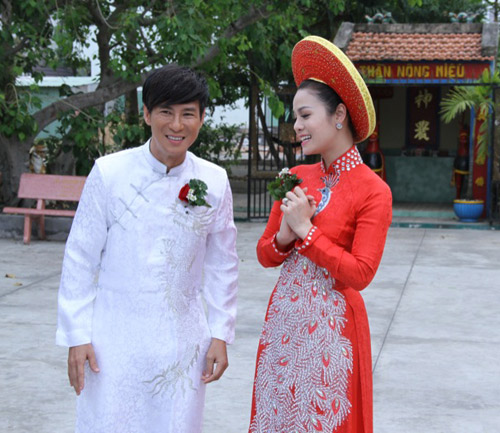 Lý Hải, Nhật Kim Anh rộn ràng đám cưới - 2