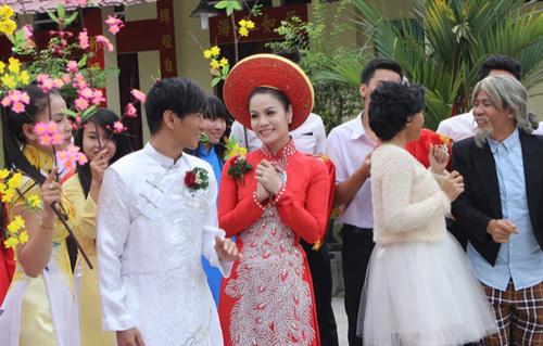 Lý Hải, Nhật Kim Anh rộn ràng đám cưới - 4