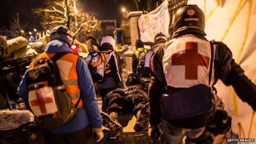 Ukraine: Biểu tình bạo lực ép Tổng thống từ chức - 2
