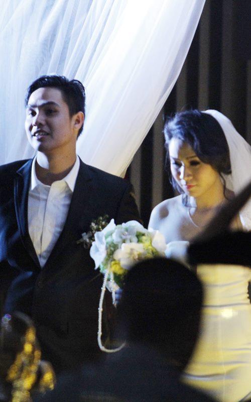 Baggio quỳ gối cầu hôn cô dâu xinh đẹp - 11