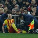 Bóng đá - HOT: Iniesta vẫn chưa ra sân trước Malaga