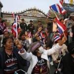 Tin tức trong ngày - Thái Lan: Một lãnh đạo biểu tình bị bắn chết