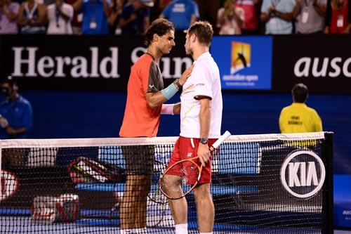 Ngay cả thất bại, Nadal cũng rất vĩ đại! - 1