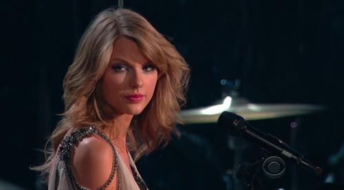 Taylor Swift xõa tóc tới bến tại Grammy - 4