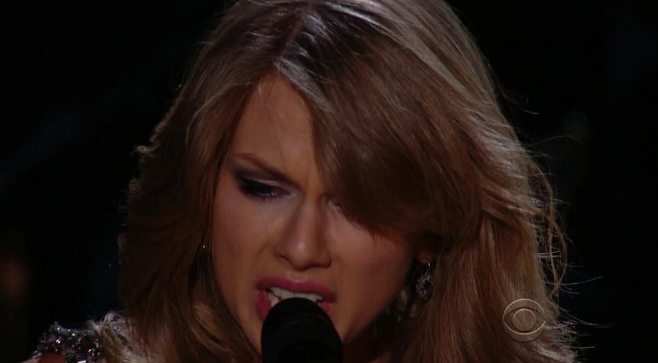 Taylor Swift xõa tóc tới bến tại Grammy - 5