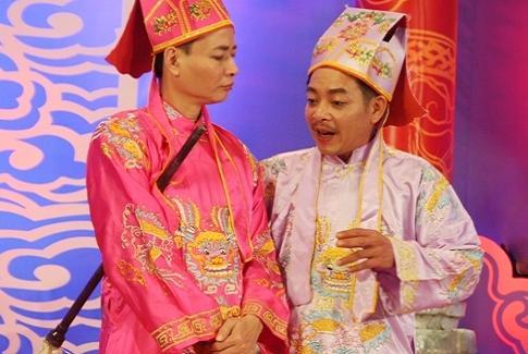 Hài Tết: Đua nhau diễn bạo hành trẻ em - 2
