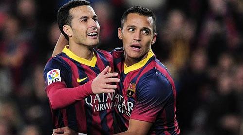 Barca trở lại số 1 nhờ không phụ thuộc Messi? - 2