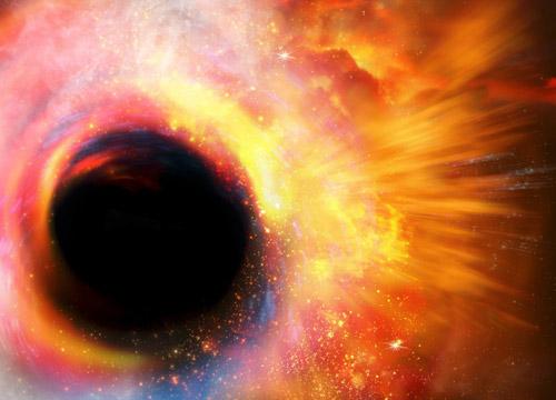 Ông hoàng Vật lý: Không có hố đen trong vũ trụ - 2