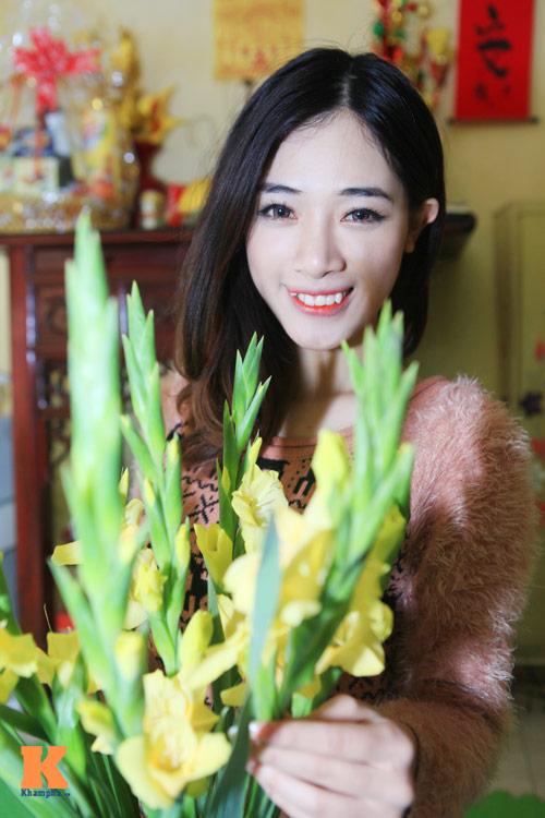 Theo chân hot girl Hà Min chuẩn bị Tết - 8