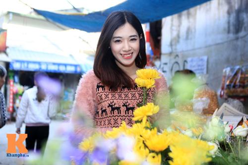 Theo chân hot girl Hà Min chuẩn bị Tết - 3