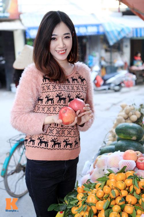 Theo chân hot girl Hà Min chuẩn bị Tết - 4