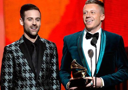 33 cặp đôi cưới trên sâu khấu Grammy 56 - 6