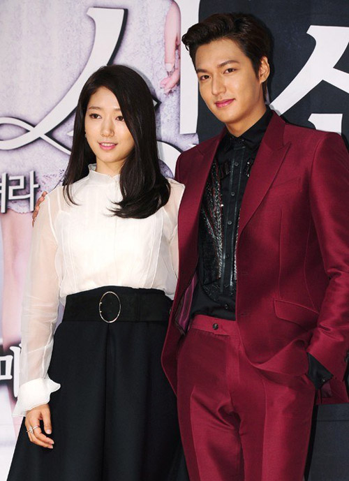 Lee Min Ho tá hỏa vì tin yêu Park Shin Hye - 2