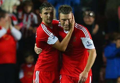 Southampton- Arsenal: Giữ ngôi đầu - 2