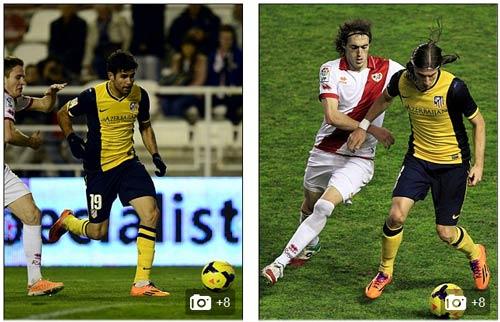 Sau Mata, MU muốn Diego Costa - 2