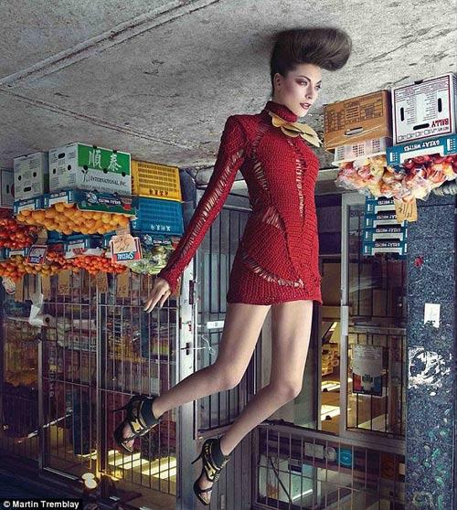 """""""Thế giới đảo ngược"""" kỳ thú của thời trang - 9"""