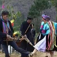 Độc đáo lễ hội của người H'Mông ở Mèo Vạc