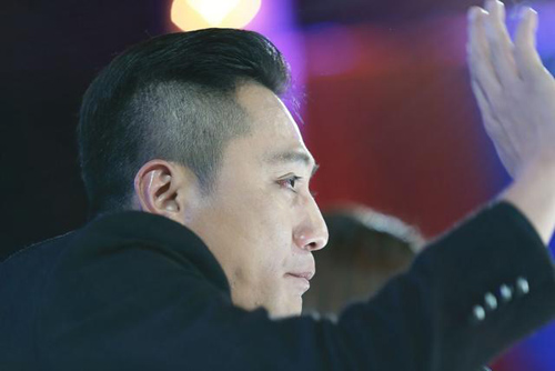 """""""Nàng rắn xanh"""" ngã tại China's Got Talent - 8"""