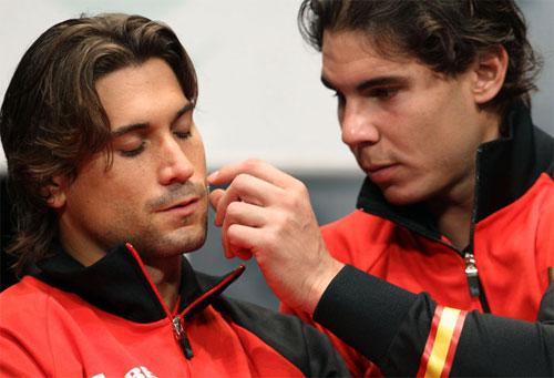 Davis Cup: Đại chiến thiếu Djokovic, Federer - 2
