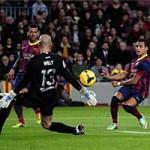 Bóng đá - Barca - Malaga: Bắn phá liên hồi