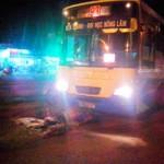 Tin tức trong ngày - Về quê ăn Tết, nam thanh niên bị xe buýt tông