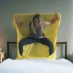 """Top clip:  """" Chuyện giường chiếu """"  của nàng"""