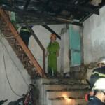 Tin tức trong ngày - Bà hỏa thiêu dãy nhà trọ 31 phòng trong đêm