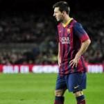Bóng đá - Tròn 4 tháng Messi tịt ngòi tại La Liga