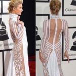 Ca nhạc - MTV - Paris Hilton gây sốc khi mặc xuyên thấu