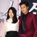 Lee Min Ho tá hỏa vì tin yêu Park Shin Hye