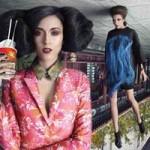 """Thời trang - """"Thế giới đảo ngược"""" kỳ thú của thời trang"""