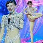 """Phim - """"Nàng rắn xanh"""" ngã tại China's Got Talent"""