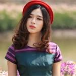 Bạn trẻ - Cuộc sống - Theo chân hot girl Hà Min chuẩn bị Tết