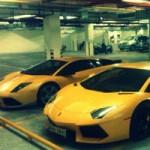 Ô tô - Xe máy - Bộ đôi siêu xe Lamborghini hàng độc ở Sài Gòn