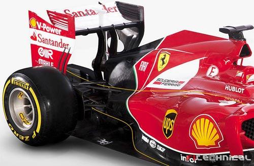 F1: Ferrari trình làng phiên bản 2014 - 2