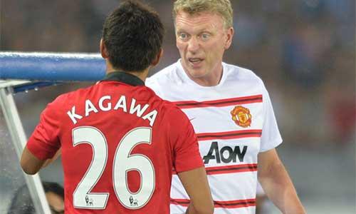 MU: Đã đến lúc chia tay Kagawa - 1